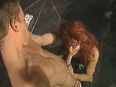 Vintage Red vidz Hair CD  super Fucking Her Man Nice And Slow