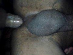 Tight Black vidz Ass Makes  super White Boy Cum
