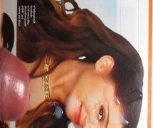 Ariana Grande vidz Cum Tribute  super Bukkake No. 1