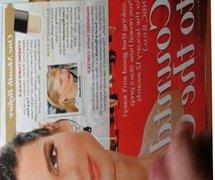 Sandra Bullock vidz Cum Tribute  super Bukkake No. 1