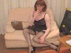 Smoking British vidz TS