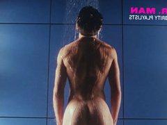 Celebrity Nude vidz Best Shower  super Scenes of All Time