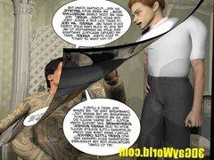 PLEASING GAY vidz CUSTOMER 3D  super Cartoon Comic Anime Hentai Story