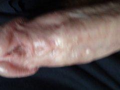 HD closeup vidz of my  super pierced circumcised penis