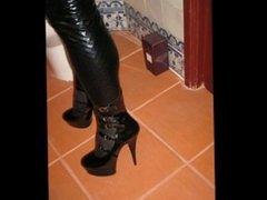 Tixa Doll vidz High Heels  super Review