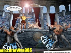Gay Ass vidz Competition Bizarre  super Game 3D Cartoon Comic Anime Toon