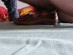 Cum in vidz wifes brown  super loafer