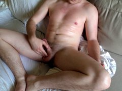 Masturbating with vidz oils, fleshlight,  super and p spot massager