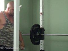 Rocky Muscle vidz hunk