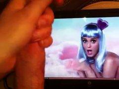 stroking to vidz Katy Perry  super California Gurls xxx version