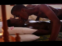 African Oil vidz Massage