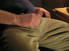 Wichsen in vidz Jeans