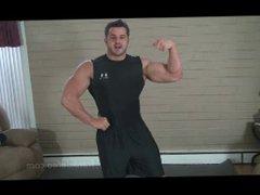 Wrestling muscle vidz jock