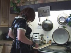 Angelica ordered vidz around in  super the kitchen by MadameC