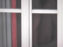 exhib neighbor vidz wants to  super be watched jerking off