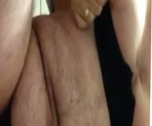 Artemus - vidz Crossdresser Striptease  super and Cum