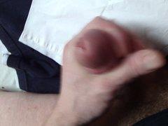 My circumcised vidz pierced penis  super cumming