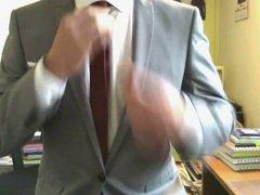 daddy jacks vidz off in  super suit