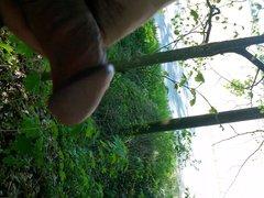 ejac dans vidz la nature  super 2
