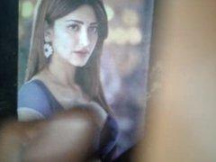 My Cum vidz Tribute to  super my sweet indian actress Surthi Hassan 2
