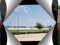 Redneck Bred vidz in Public  super Park Cars driveby