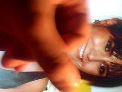 Jordana Brewster vidz (Cumshot on  super her)