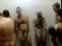 locker room vidz shower celebrations