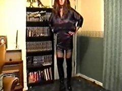 Kinky Boots vidz and satin