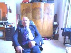 Older men vidz shoot on  super his suit