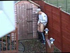 Spy on vidz toolshed cummer  super outdoors