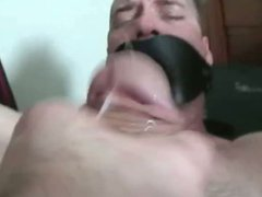Tatted Punk vidz Gets Tied  super Up and Jerked