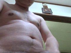 Japanese old vidz man Good  super feelings man even Touching the nipple