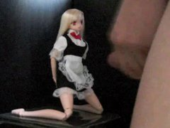 bukkake my vidz anime figure  super doll