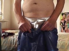strip in vidz blau-silber