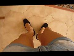 shoes ballerina vidz shorts travesti  super jessy cd