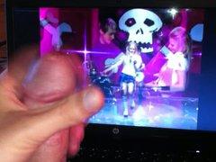 me stroking vidz to Avril  super Lavigne girlfriend porn vid