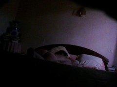 Hidden cam-Fucking vidz the bed