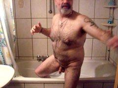 In der vidz Dusche