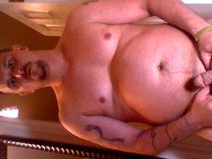 endowedevolution stripping vidz and showing  super his bald tallywhacker