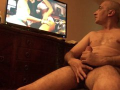 jacking off vidz while watching  super porn
