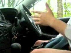 Caught having vidz phone sex  super in car