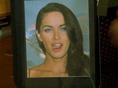 Double tribute vidz to Megan  super Denise Fox (massive cum loads)