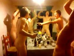 Guys Drinking vidz And Getting  super Naked