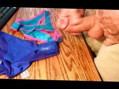 Tribute to vidz Sexy Spanish  super girl panties