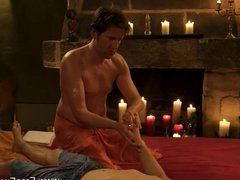 Beautiful Erotic vidz Tantric Massage