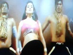Mu hot vidz cum tribute  super to Boob ramya divya spandana