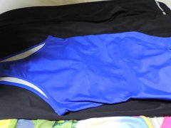 cum on vidz swimsuits blue  super lycra