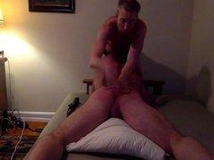 Master Teaches vidz His Muscle  super Slave a Lesson Head