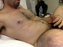 HARD DICK vidz CUMMING ON  super CHEST