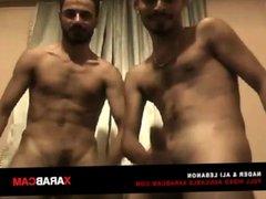 Arab Men vidz (foy gay)  super - Lebanon - NADER & ALI